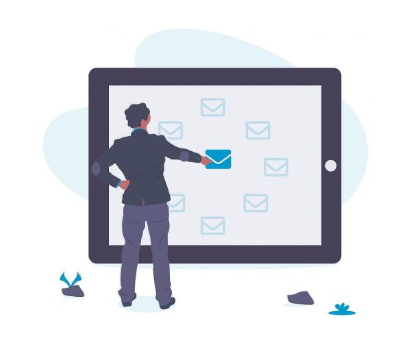 Avez-vous besoin d'hébergement d'email ? C'est inclus dans l'hébergement Ibraci Links !