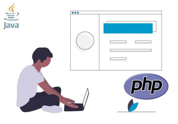 PHP VS JAVA: Quelle est le langage le plus favorable ?
