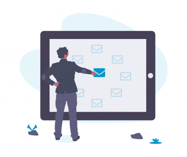 Quelle est la différence entre CC et BCC dans un e-mail ?