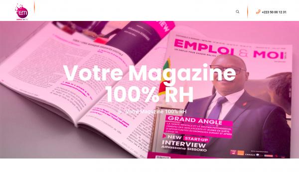 Magazine Emploi et Moi