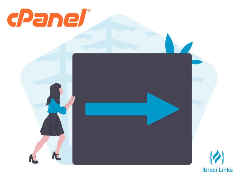 Configuration d'une redirection pour un domaine dans votre cPanel